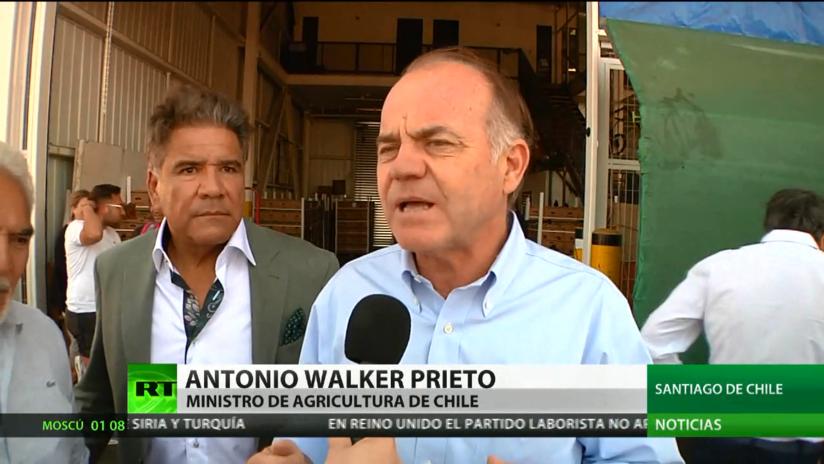 """Ministro chileno: """"Tenemos que escuchar a la gente para atender sus necesidades"""""""