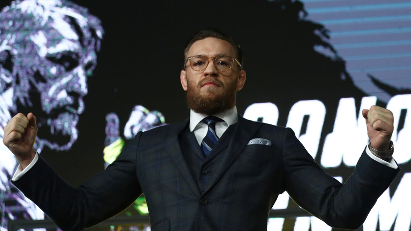 """Conor McGregor anuncia cuándo regresará a la UFC y promete pasar por los oponentes """"como una motosierra en mantequilla"""""""