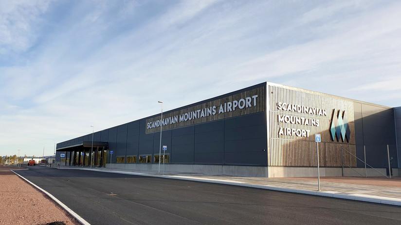FOTOS: Este es el aeropuerto más nuevo de Suecia (y no tiene torre de control)
