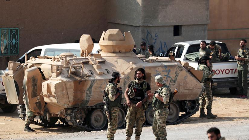 """Trump amenaza a Turquía con """"sanciones a gran escala"""" si esta abre fuego contra kurdos en Siria"""
