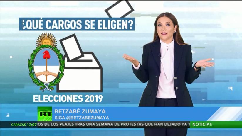 Puertas al futuro: los cargos que eligen los argentinos este domingo