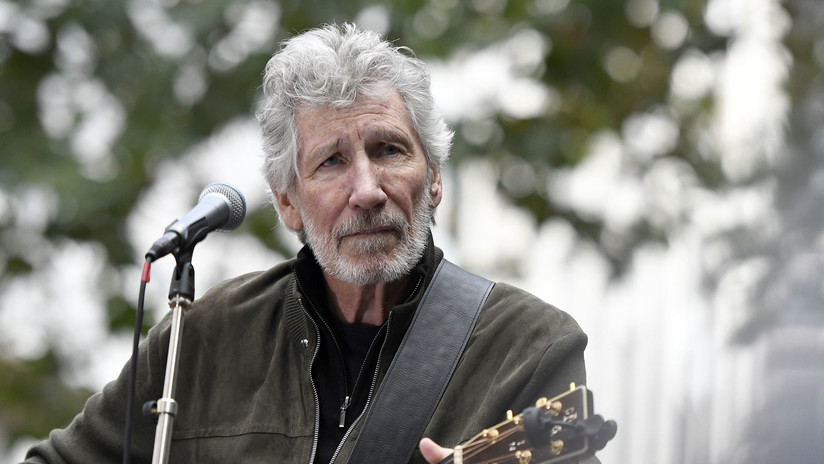 """Roger Waters: """"Claramente están tratando de matar a Assange tanto como pueden"""""""