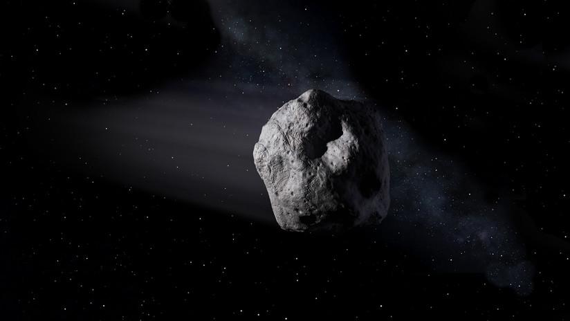 VIDEO: Graban el acercamiento a la Tierra de un asteroide de hasta un kilómetro de diámetro