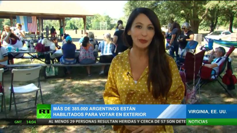 Más de 385.000 argentinos están habilitados para votar en el extranjero