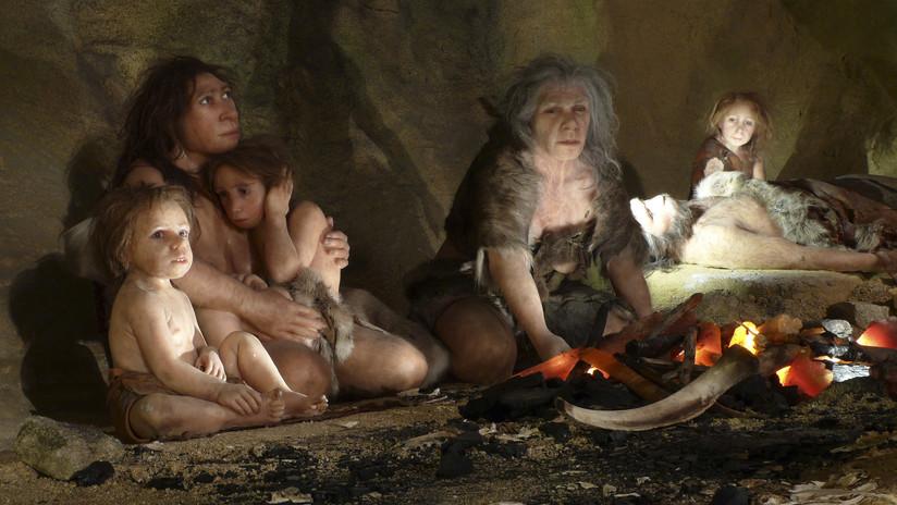 Descubren que los neandertales sabían hacer fuego