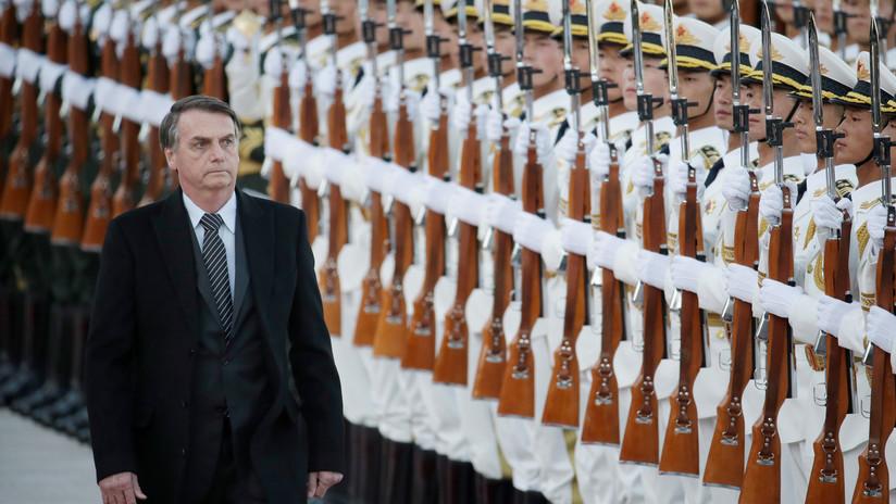 """Jair Bolsonaro: """"Puedo ser un presidente sin partido"""""""