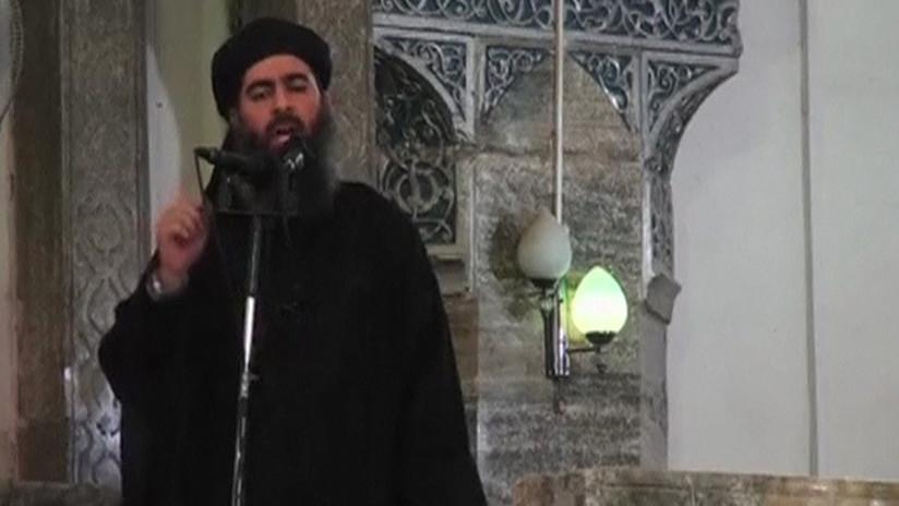 """Reportan que EE.UU. abatió a """"un alto miembro"""" del Estado Islámico en Siria que podría ser su líder, Al Baghdadi"""