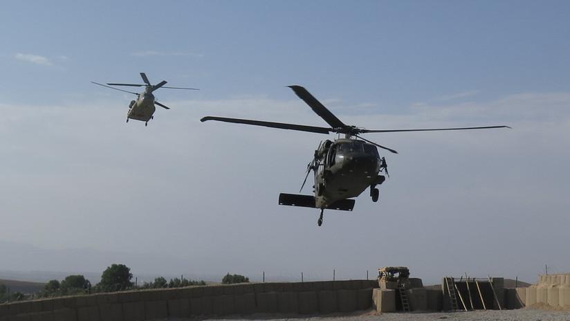 Anadolu: Ocho helicópteros y dos drones participaron en la operación para eliminar a Al Baghdadi