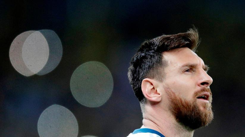"""Messi confiesa quién es el """"mejor de todos"""" los delanteros que haya visto jugar"""