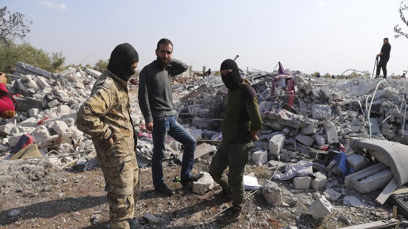 VIDEO: Momentos de la operación estadounidense que acabó con la vida de Al Baghdadi