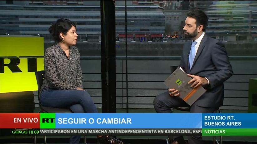 RT analiza las elecciones argentinas con la socióloga Gisela Brito