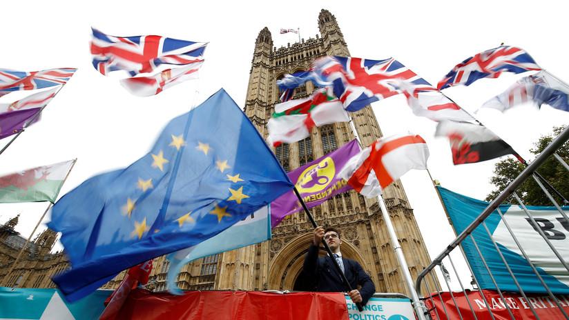 Los países miembros de la UE acuerdan prorrogar el Brexit por 3 meses