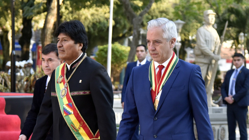 """Vicepresidente de Bolivia: """"Propugnamos que se haga inmediatamente la auditoría, no tenemos nada que ocultar"""""""