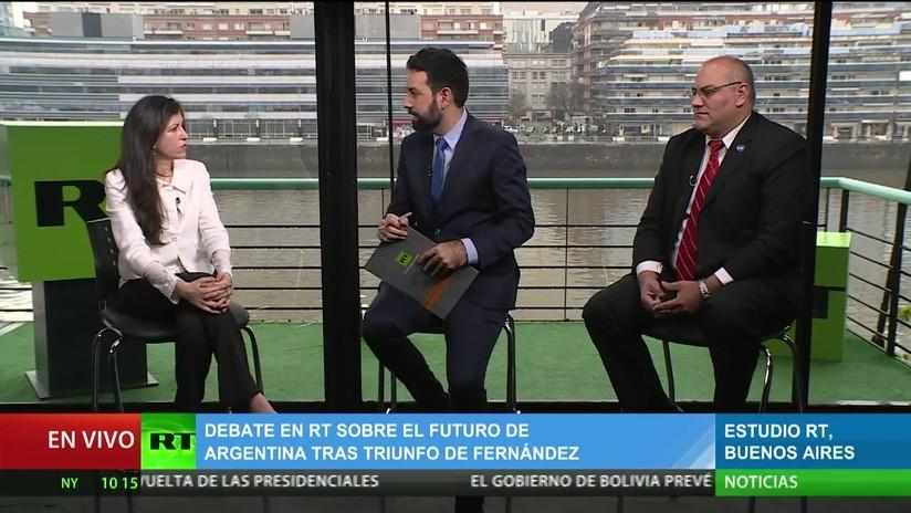 ¿Qué depara a Argentina el triunfo de Fernández? Debate en RT sobre el legado de Macri y el futuro del país