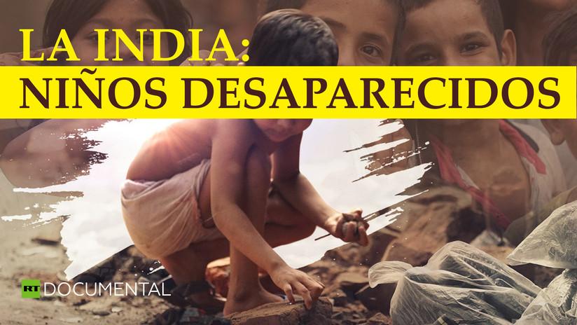 La India: niños desaparecidos