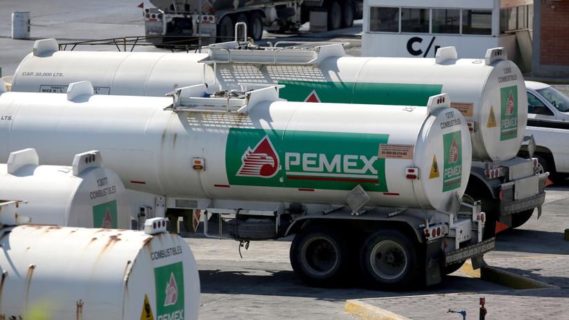 Pemex pierde casi 5.000 millones de dólares en tres meses por caída de ventas y bajos precios