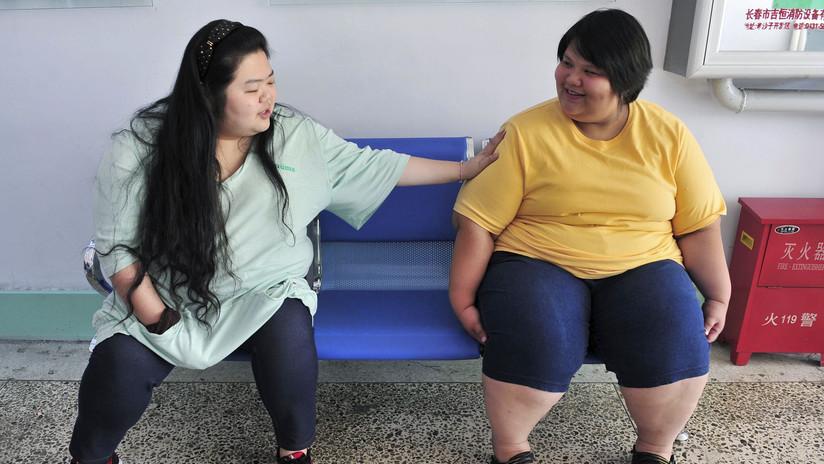 Tasas de obesidad en China se triplican en un lapso de 10 años