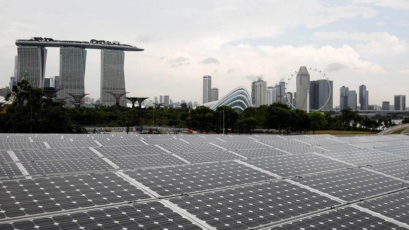 ¿Modelo ecológico a la vista? Singapur se propone abastecer 350.000 hogares con energía solar para 2030