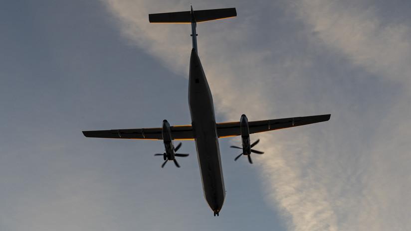 Un avión comercial pierde una de sus ruedas durante el despegue forzando al piloto a aterrizar de emergencia (FOTO)