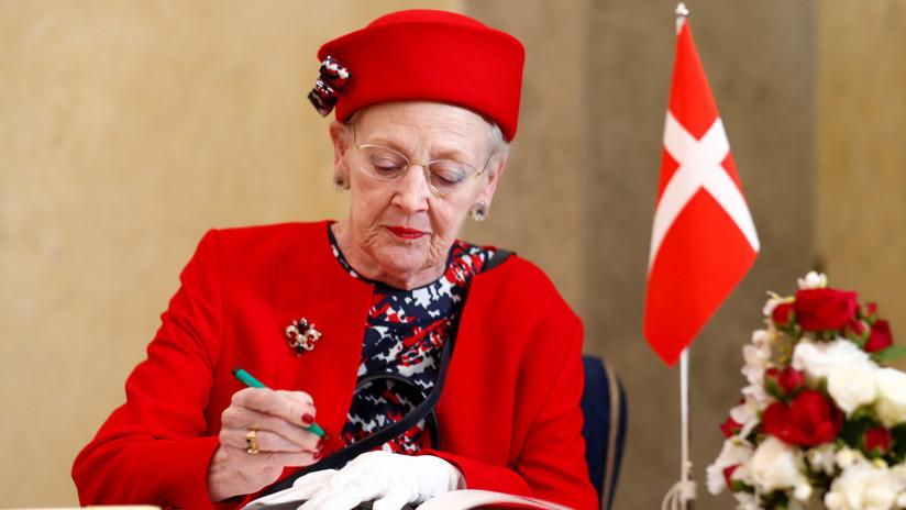 Un hombre pasará 10 días en prisión por amenazar en Facebook con decapitar a la reina de Dinamarca