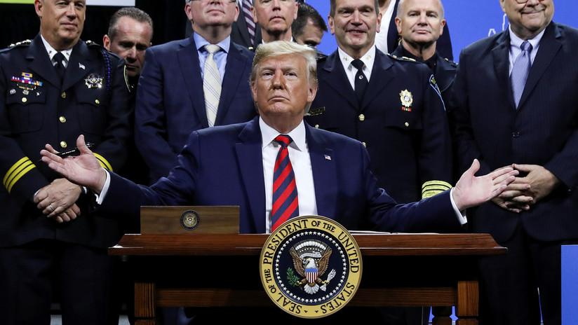 """Trump describe al mandatario de Ucrania como el """"nuevo presidente ruso"""""""
