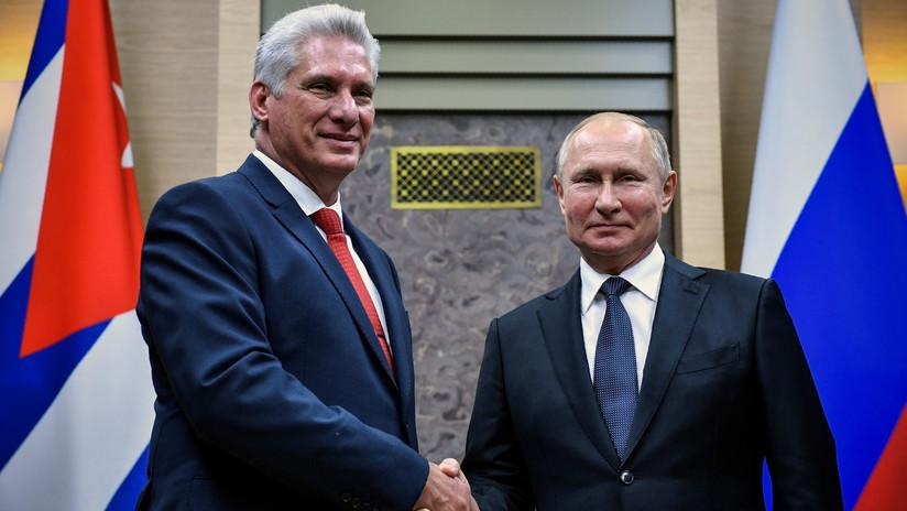 ¿Qué se espera de la reunión de Putin con el presidente de Cuba?