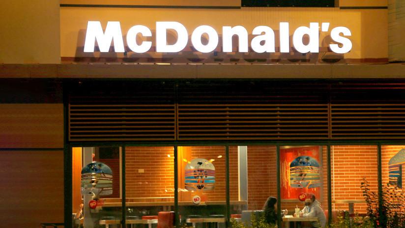 McDonald's se disculpa por una polémica decoración de Halloween