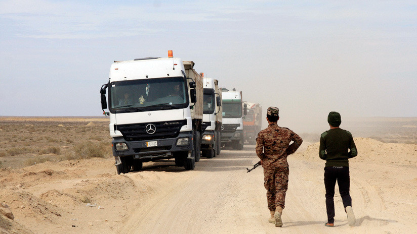 Líderes del Estado Islámico perdieron oro, plata y más de 25 millones de dólares que enterraron en el desierto