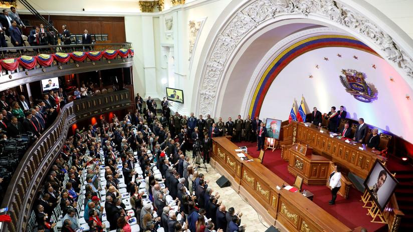 Constituyente de Venezuela aprueba exoneración de impuestos a Rosneft para estimular inversiones