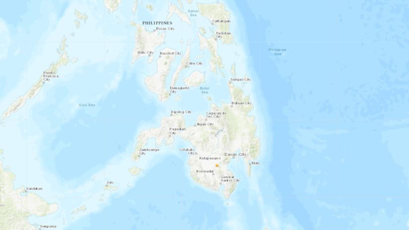 Filipinas sufre dos fuertes sismos en una hora
