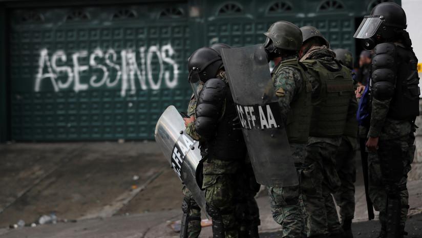 CIDH se reúne con el movimiento indígena de Ecuador para documentar violaciones a los derechos humanos