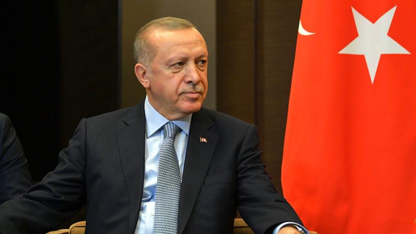 Erdogan advierte que el Parlamento turco responderá a la resolución de la Cámara de Representantes de EE.UU. sobre el genocidio armenio