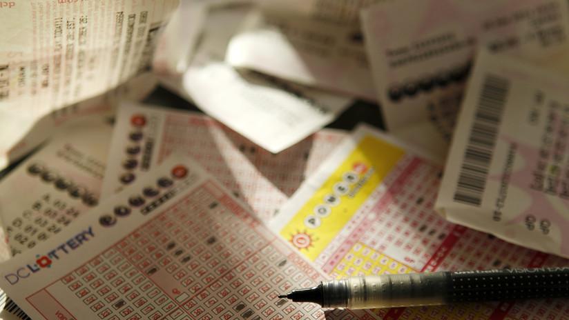 Un estadounidense gana la lotería después de jugar con la misma combinación durante 13 años