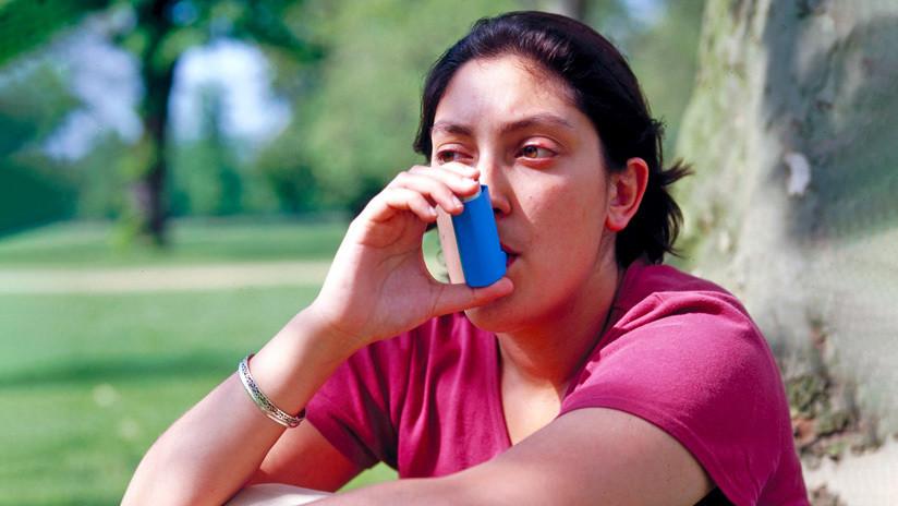 Los inhaladores que usan los asmáticos causarían un grave daño al medio ambiente