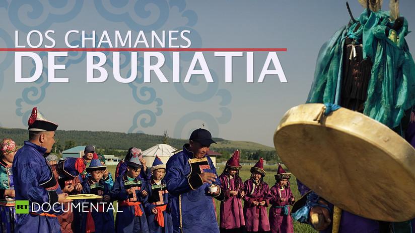 Los chamanes de Buriatia