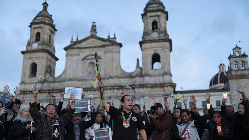 Indígenas piden la visita de CIDH a Colombia tras masacre ocurrida en el Cauca