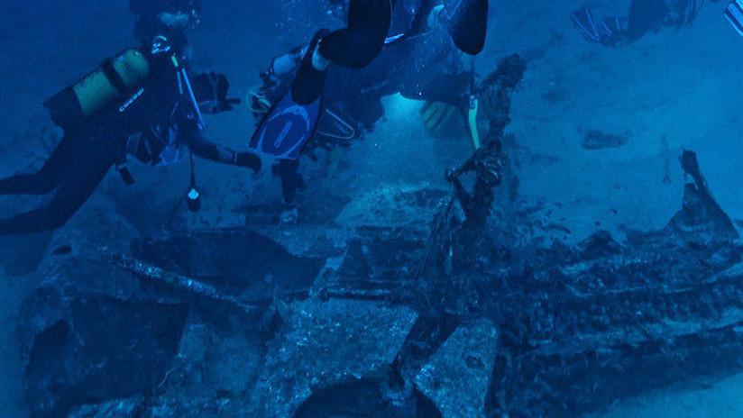 """Encuentran en Noruega un barco que naufragó en """"circunstancias dudosas"""" hace más de 250 años"""