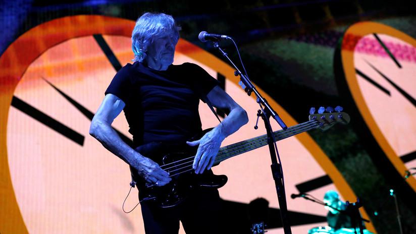 VIDEO: Roger Waters se solidariza con los manifestantes en Chile con un cacerolazo solitario