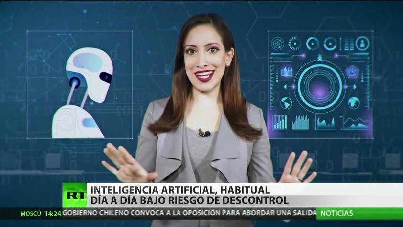 Inteligencia artificial, un habitual día a día bajo riesgo de descontrol