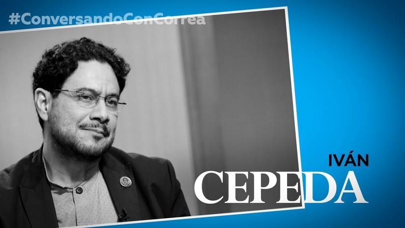 """Iván Cepeda a Correa: """"Si no hay cambios estructurales en Colombia, la violencia continúa"""""""