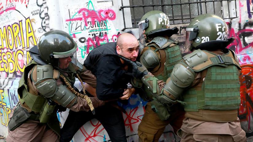 Fiscalía de Chile contabiliza 23 muertos durante las protestas