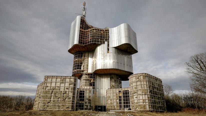 Reliquias del brutalismo arquitectónico de Yugoslavia encantan a las nuevas generaciones