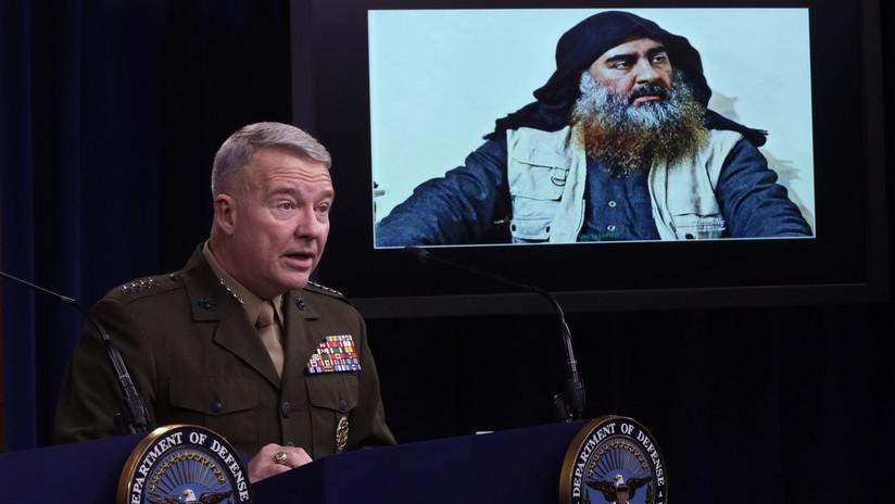 El Estado Islámico confirma la muerte de Al Baghdadi y nombra a su nuevo líder