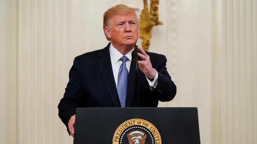 El Congreso de EE.UU. aprueba la resolución sobre el 'impeachment' que autoriza investigar a Trump