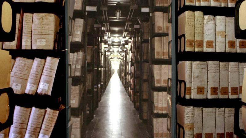 El papa Francisco quita el 'secreto' al nombre del archivo vaticano