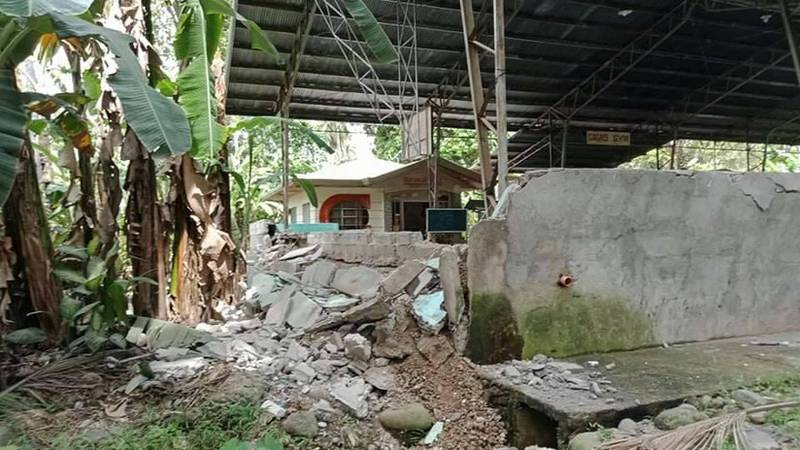Primeras imágenes tras el fuerte terremoto en Filipinas que dejó al menos 6 muertos (FOTOS, VIDEOS)