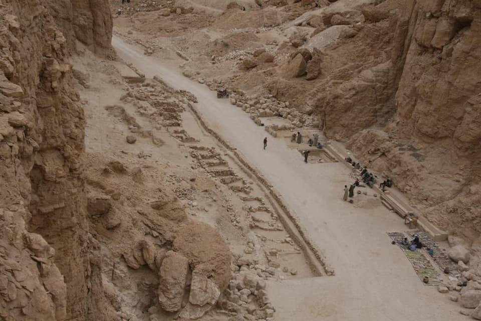 Hallan talleres de producción artesanal de la época del Antiguo Egipto (+Fotos)