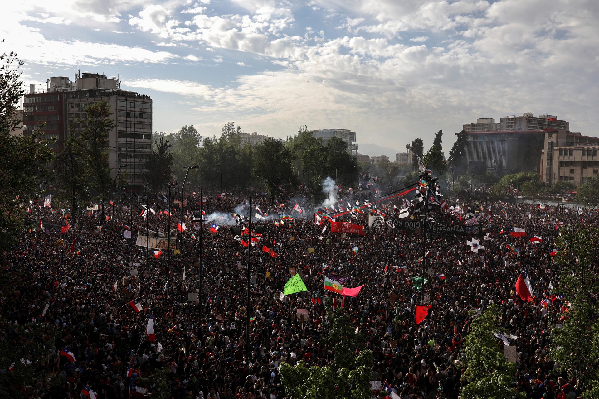 Crisis económica, descontento social y corrupción: ¿el fin del neoliberalismo en América Latina?
