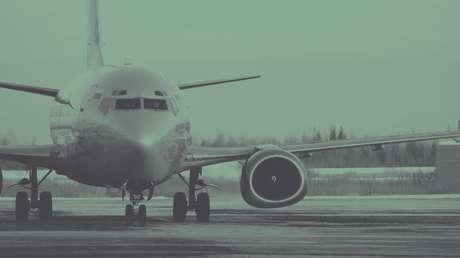 Un hombre muere congelado tratando de salir de Guinea escondido en el tren de aterrizaje de un avión