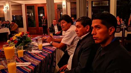 Quién es el líder cocalero boliviano al que muchos señalan como el sucesor de Evo Morales